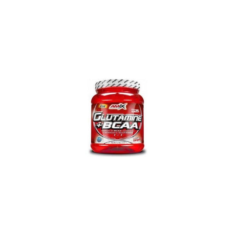 Amix Glutamina + BCAA 530 gr