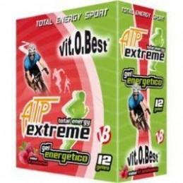 VitOBest ATP Extreme Gel Energético 12 geles x 40