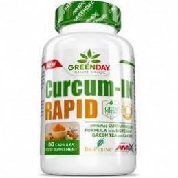 Amix GreenDay Curcum-IN Rapid 60 caps