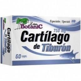 VitOBest Cartílago de Tiburón 750 mg - 60 caps