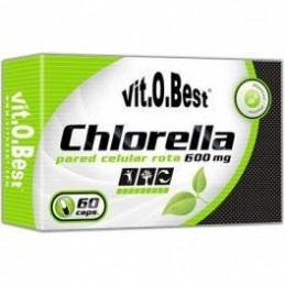 VitOBest Chlorella 600 mg 60 caps