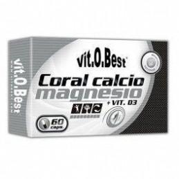 VitOBest Coral-Calcio-Magnesio 60 cap