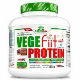 Amix GreenDay Vegefiit Protein - Proteina Vegetal