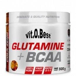 VitOBest Glutamina + BCAA 500 gr