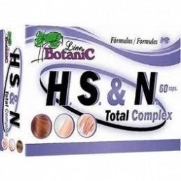 VitOBest HS&N - Total Complex 60 caps