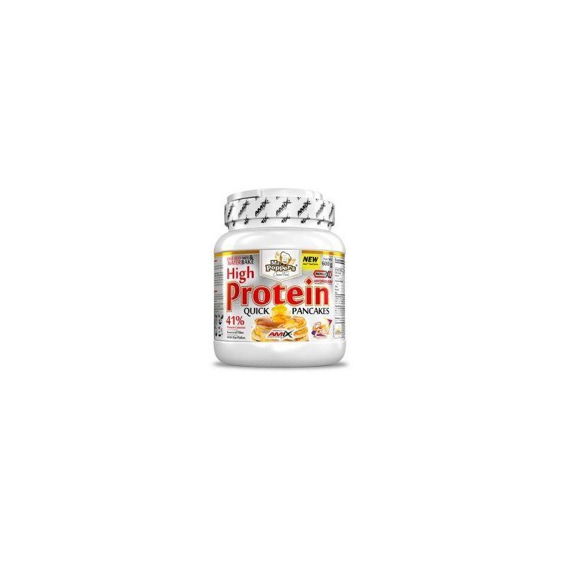 Amix High Protein Pancakes Mr Poppers 600 gr
