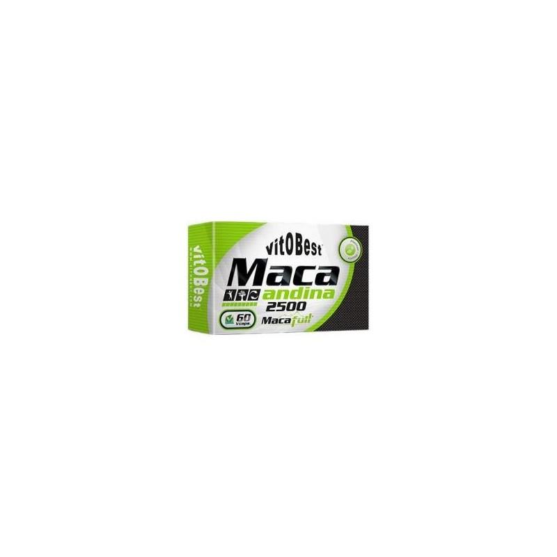 VitOBest Maca Andina 700 mg 60 caps