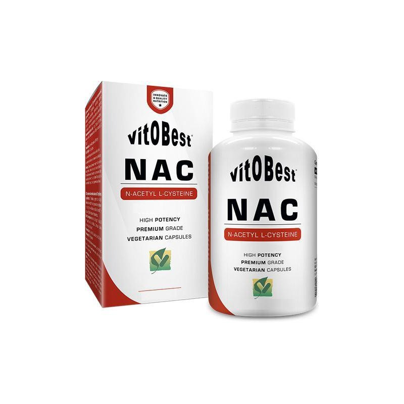 VitOBest NAC 300 mg 60 caps