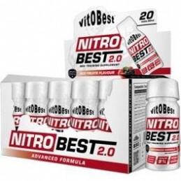 VitOBest NItroBest 2.0 20 viales x 60 ml