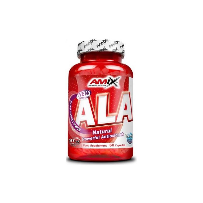 Amix ALA - Ácido Alfa Lipóico 60 caps