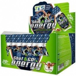 VitObest Shot & Go! Energy 20 viales x 60 ml