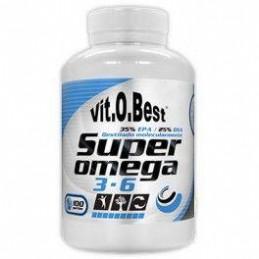 VitOBest Super Omega 3-6 100 caps