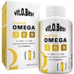 VitOBest Super Omega 3-6-9 100 perlas