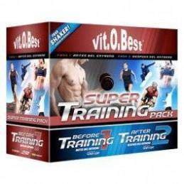 VitOBest Super Training Pack + Shaker