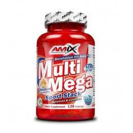 Amix Multi Mega Stack (120caps)