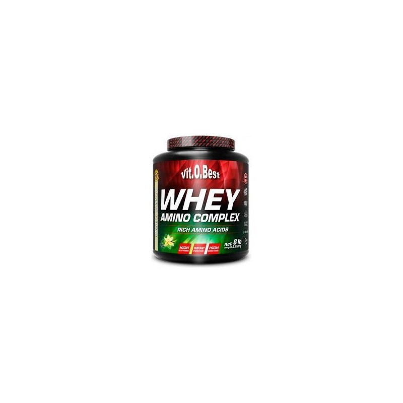 VitOBest Whey Amino Complex 3,62 kg