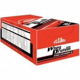 VitOBest Whey Protein Bar 25 barritas x 35 gr