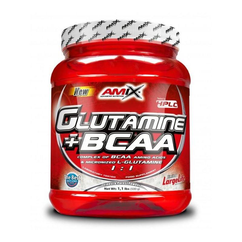Glutamine + BCAA Powder (530gr)