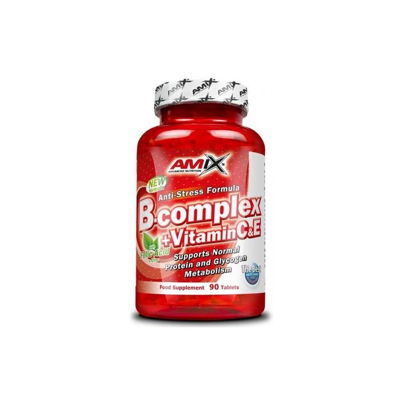Amix B-Complex 90 tabs