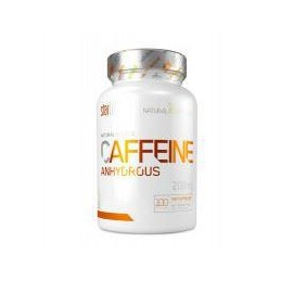 CAFFEINA 200MG - 100 CÁPSULAS