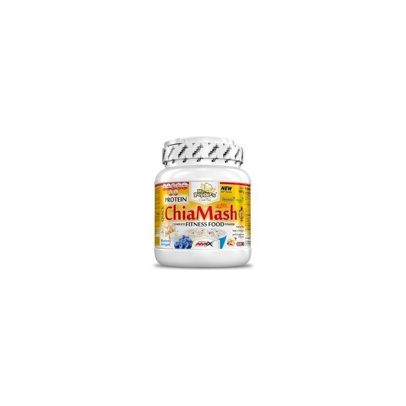 Amix Protein ChiaMash Mr Poppers 600 gr