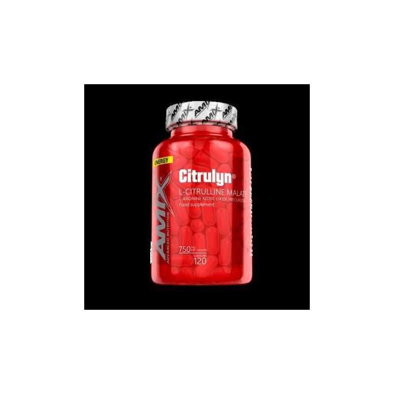 Amix Citrulyn 750 mg 120 caps