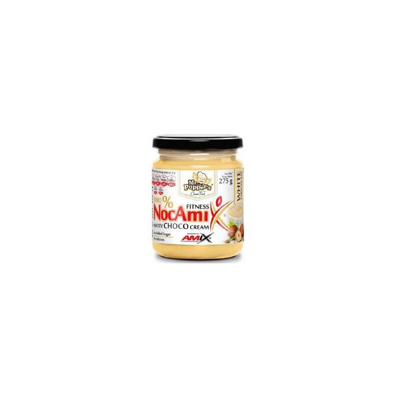 Amix NocAmix White - Crema de Chocolate Blanco 275