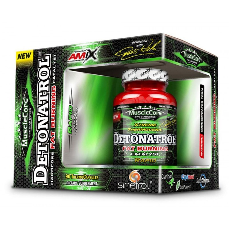 Detonatrol (90caps.)