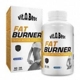 VitOBest Fat Burner Triple Acción 90 caps