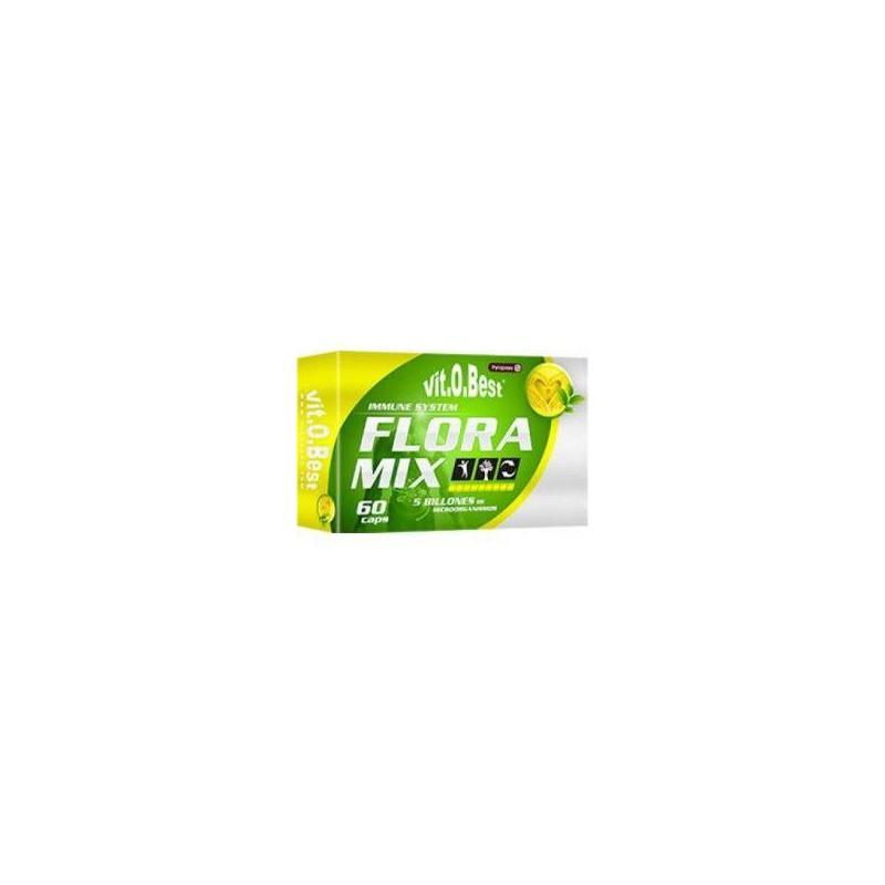 VitOBest FloraMix 60 caps
