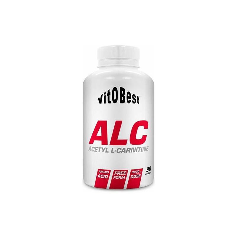 VitOBest ALC Acetyl L-Carnitine 90 caps