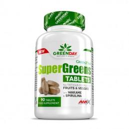 AMIX SUPER GREENS 90 TABS