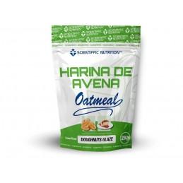 Harina de Avena 2kg - Scientiffic Nutrition
