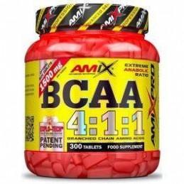 Amix Pro BCAA 4:1:1 300 tabs