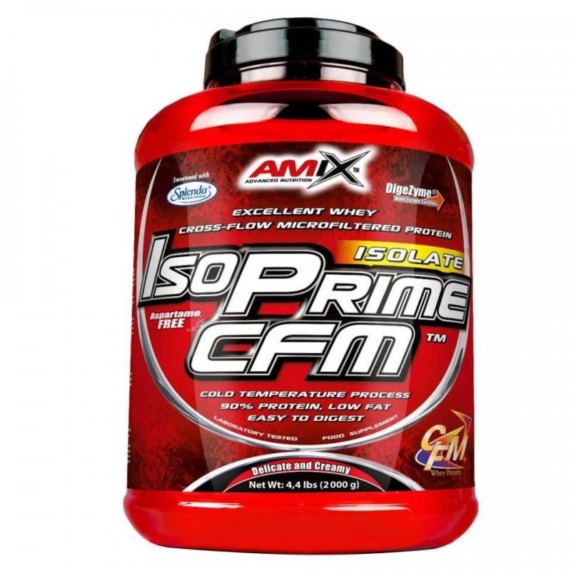 Amix Iso Prime CFM Isolate 2 kg