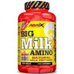 Amix Pro Big Milk Amino 250 tabs