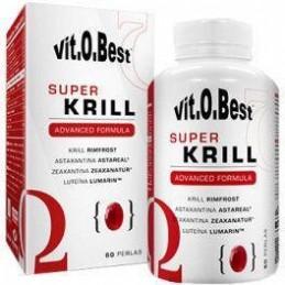 VitOBest Super Krill 60 perlas