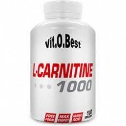 VitOBest L-Carnitina 1000 mg 100 Triplecaps
