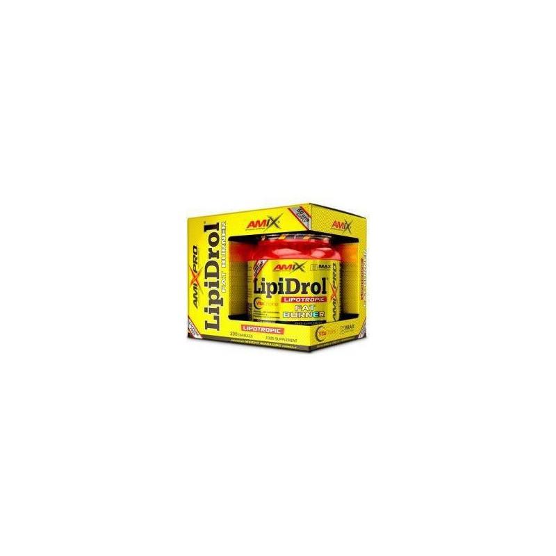 Amix Pro LipiDrol Fat Burner 300 caps