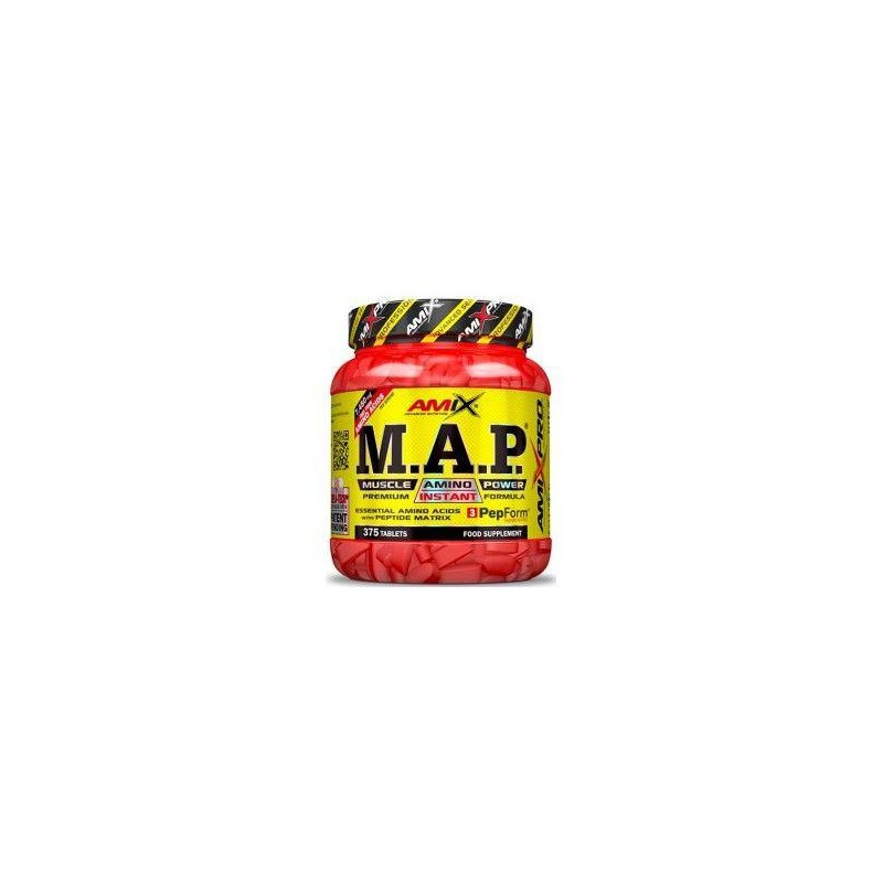 Amix Pro M.A.P. Muscle Amino Power 375 tabs