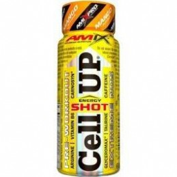 Amix Pro CellUp Energy Shot 1 vial x 60 ml