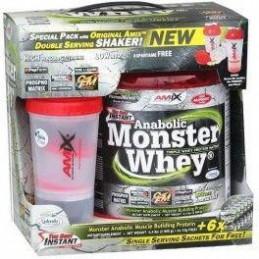 Amix Anabolic Monster Whey 2 kg + 200 gr