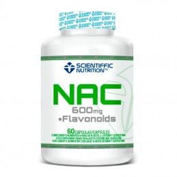 NAC Scientiffic Nutrition 600mg