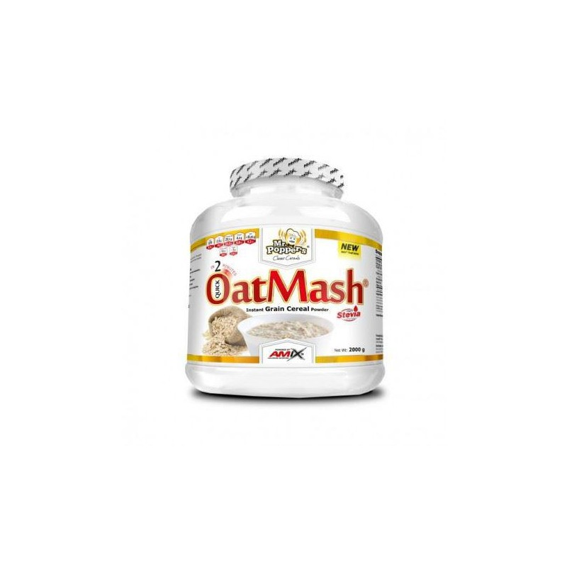 Amix OatMash - Harina de Avena Mr Poppers 2 kg