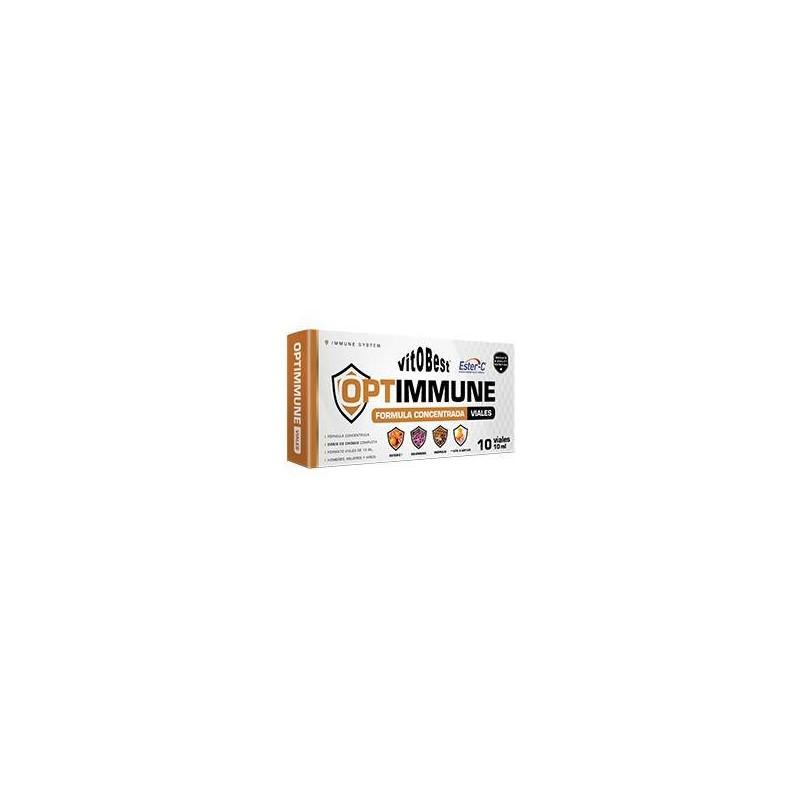 VitoBest Optimmune 10 viales x 10 ml