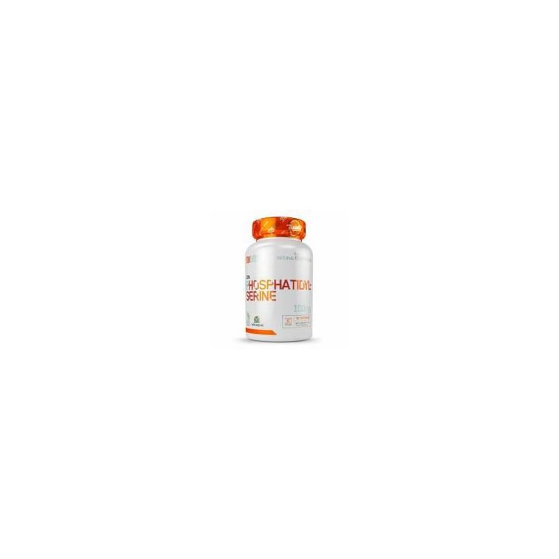 Fosfatidilserina 100mg - 30 vcaps - Starlabs
