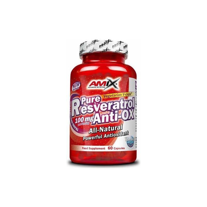 Amix Pure Resveratrol Anti-OX 60 caps