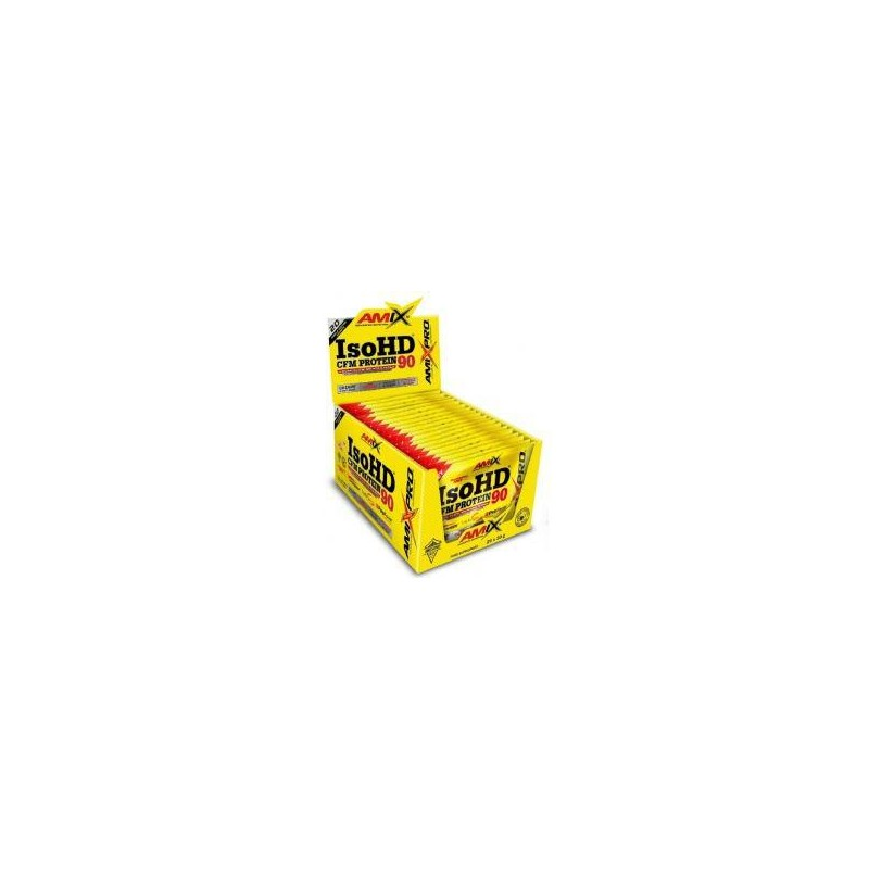 Amix Pro Iso HD CFM Protein 90 20 sobres x 30 gr