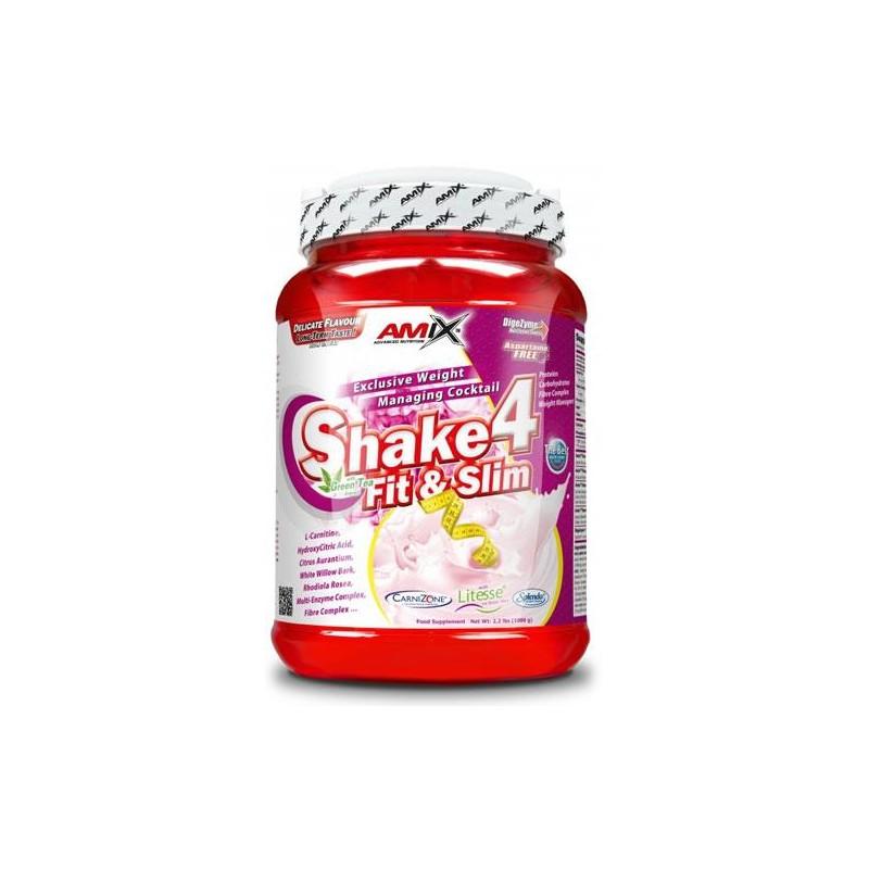 Sustituto de Comida - Shake4 FIT & SLIM 1 kg AMIX
