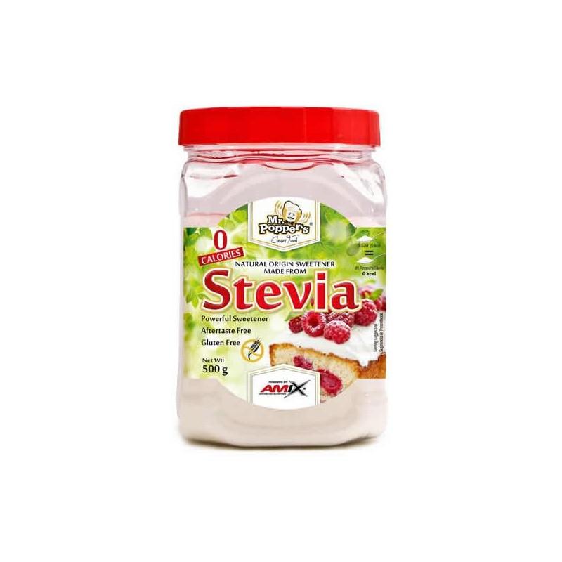 Amix Stevia Mr Poppers 500 gr